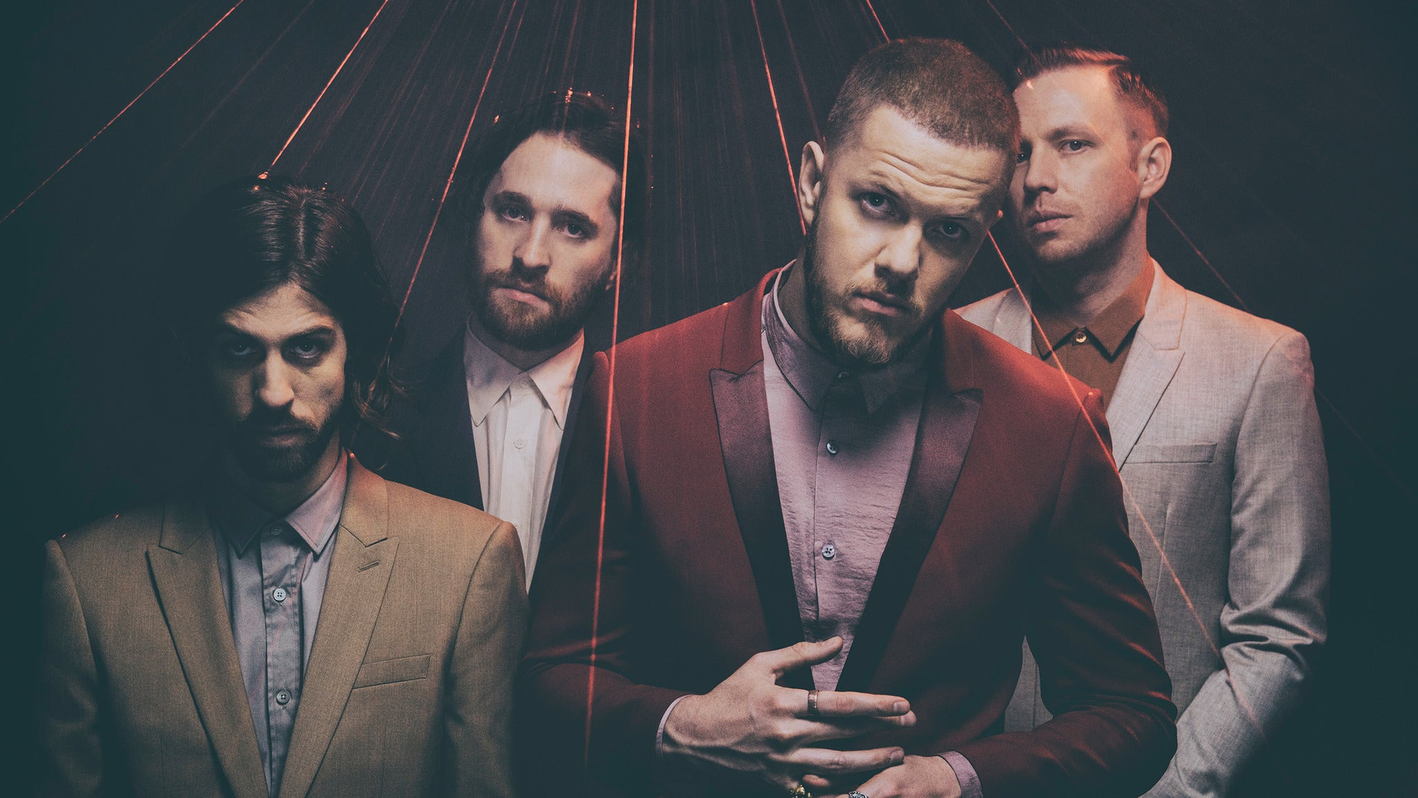 Imagine Dragons: EVOLVE TOUR at Shoreline Amphitheatre