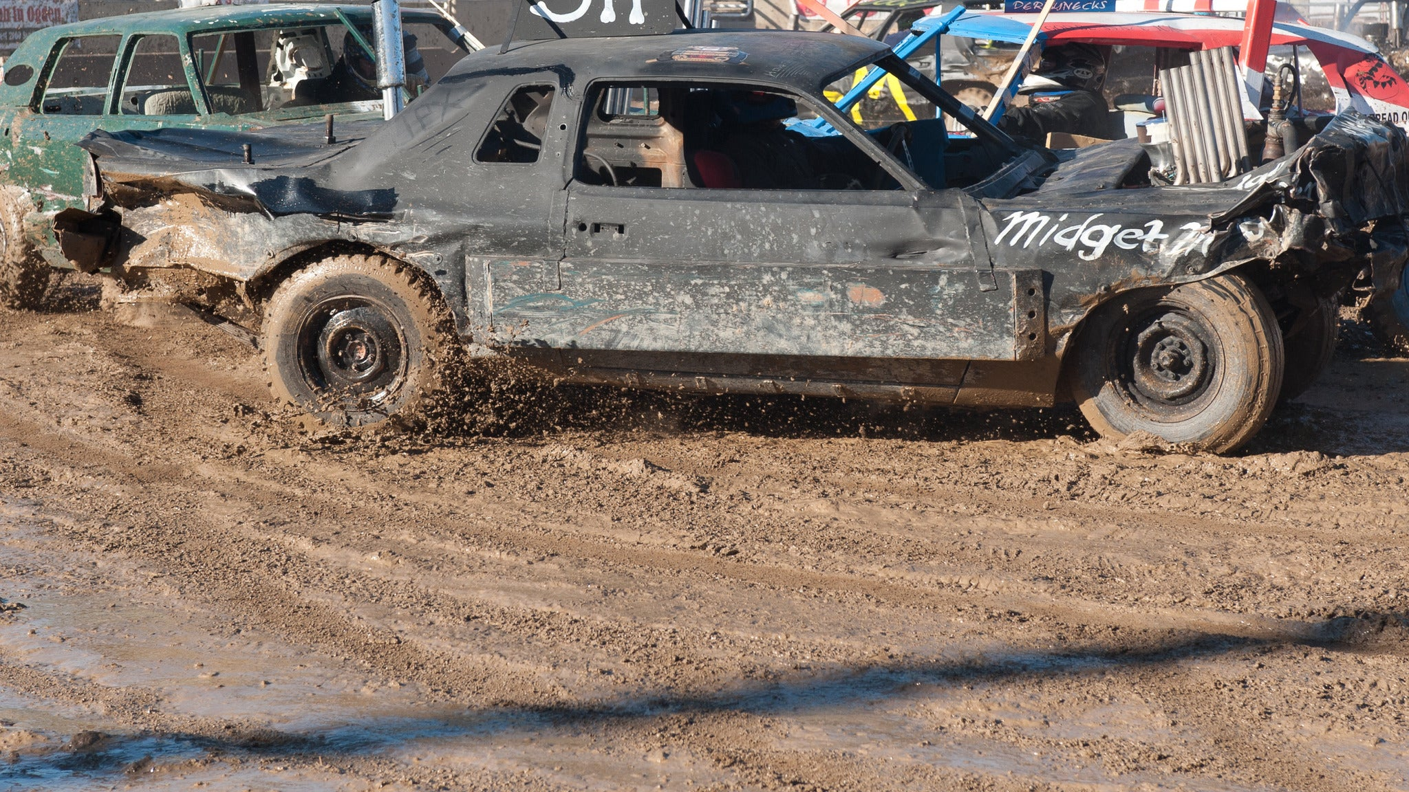 SORRY, THIS EVENT IS NO LONGER ACTIVE<br>Orange Crush Demolition Derby at OC Fair & Event Center - Costa Mesa, CA 92626
