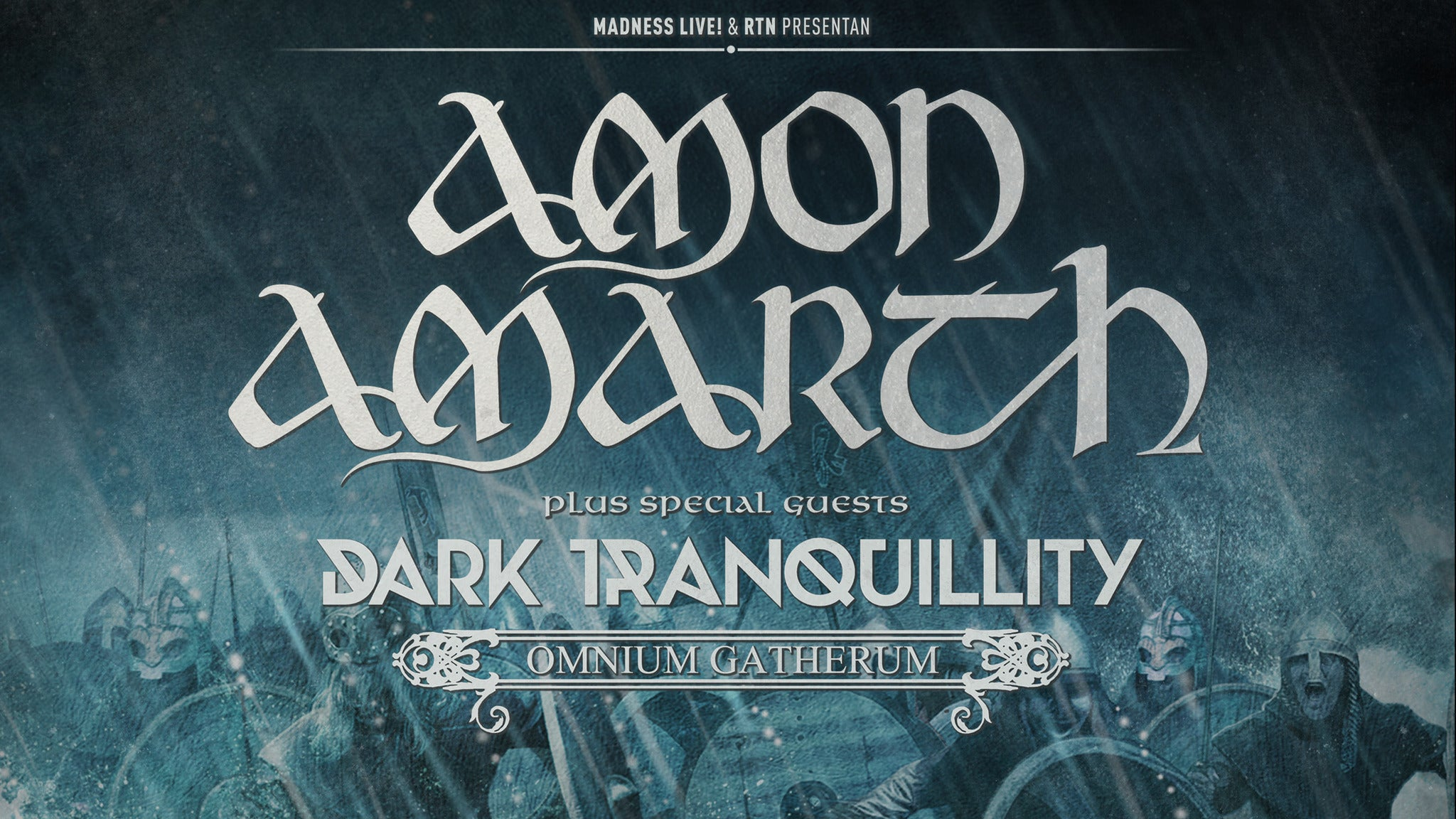 Amon Amarth w/ Arch Enemy at Roseland Theater
