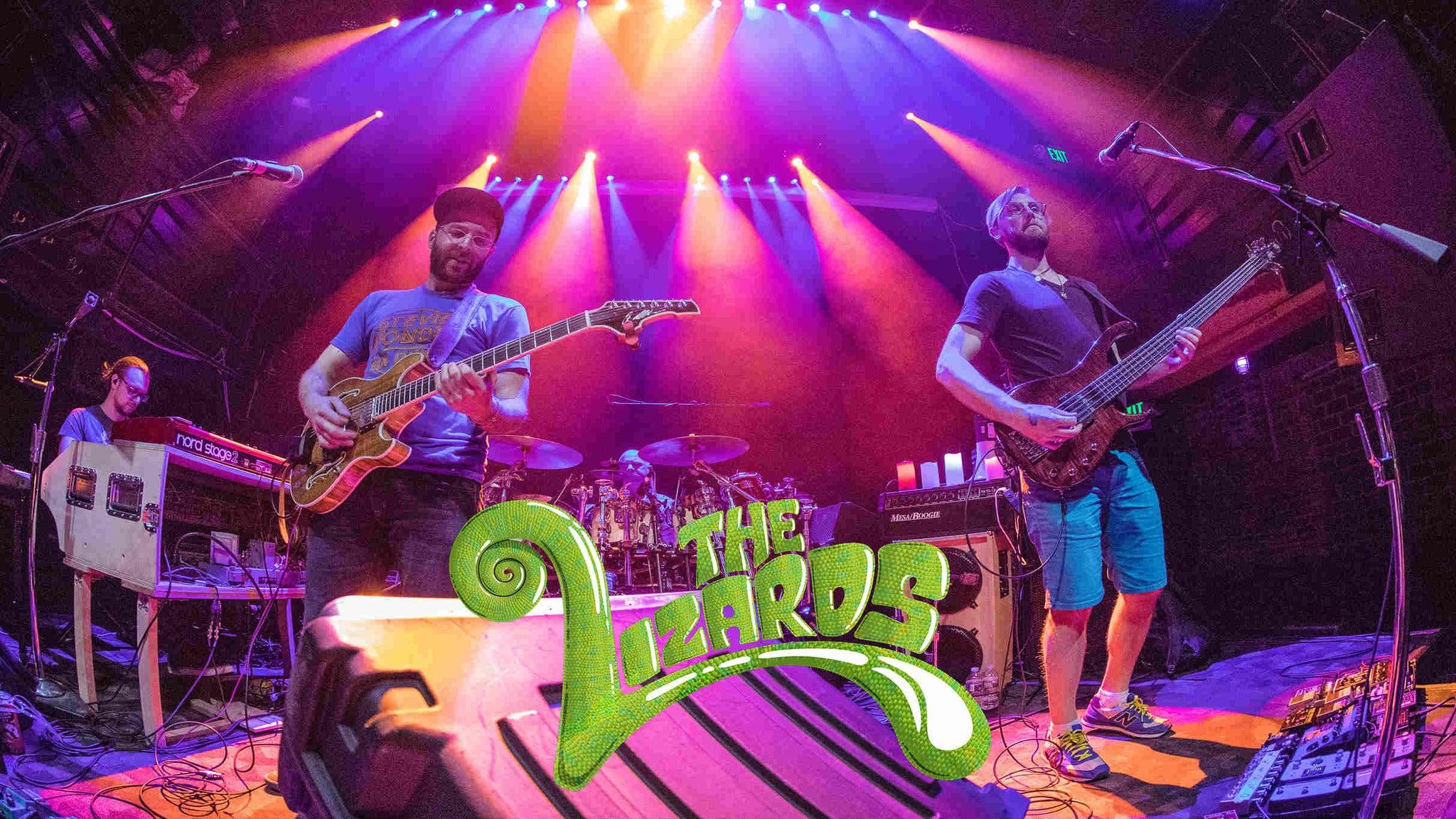 The Lizards - Phish Tribute