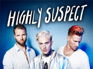 Highly Suspect Event Title Pic