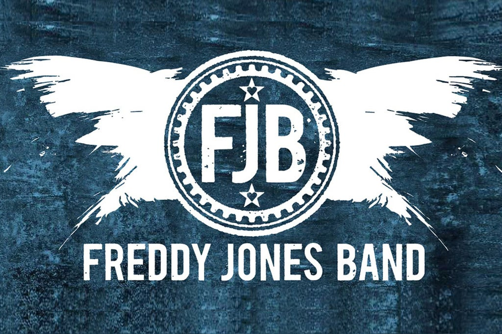 FREDDY JONES BAND at Barnato...presented by JSP Productions
