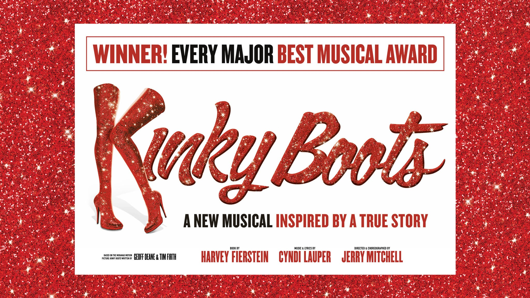 Kinky Boots UK Tour