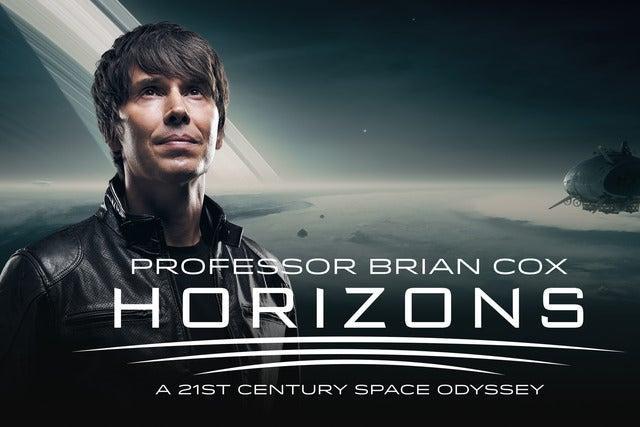 Professor Brian Cox - Horizons