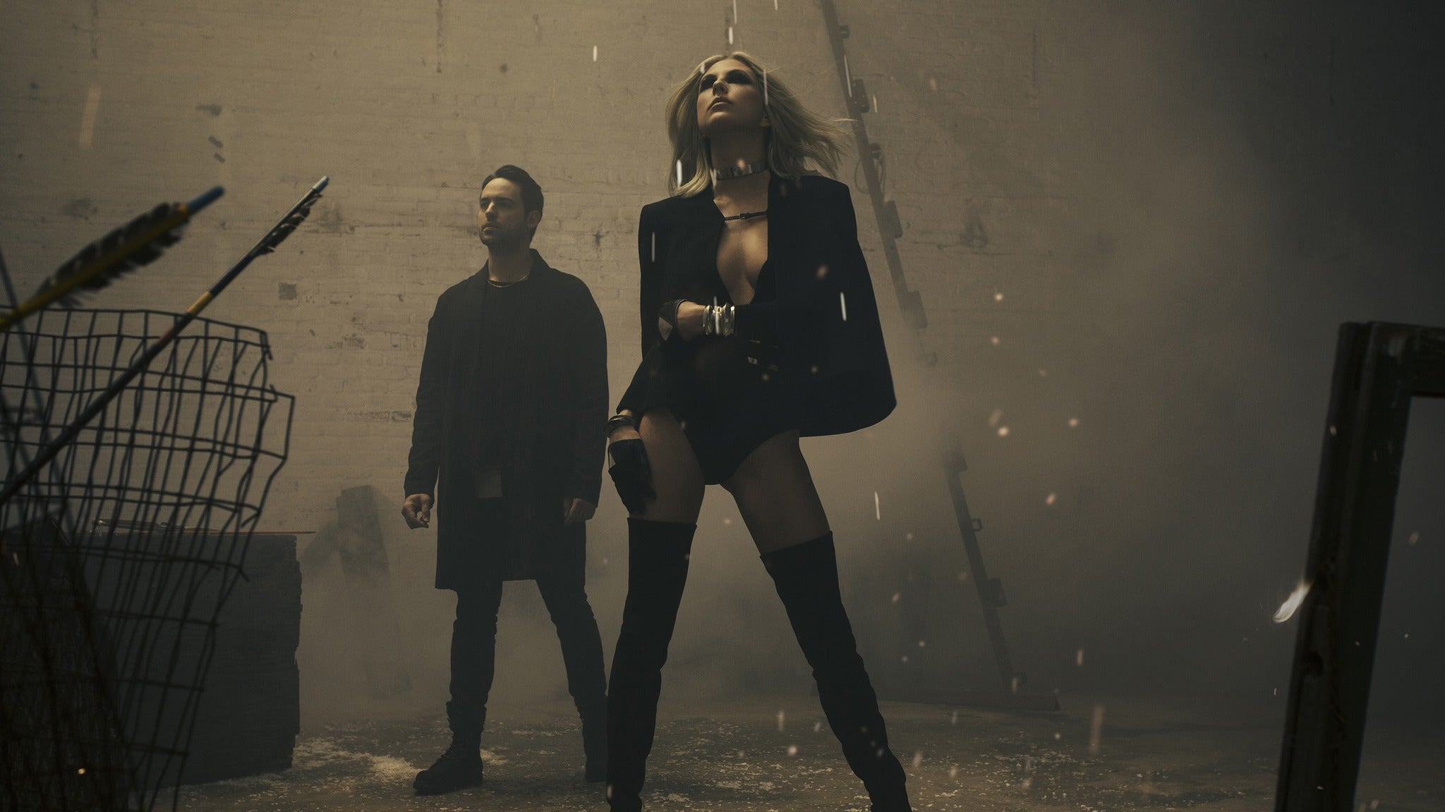 SORRY, THIS EVENT IS NO LONGER ACTIVE<br>Phantogram at Buckhead Theatre - Atlanta, GA 30305