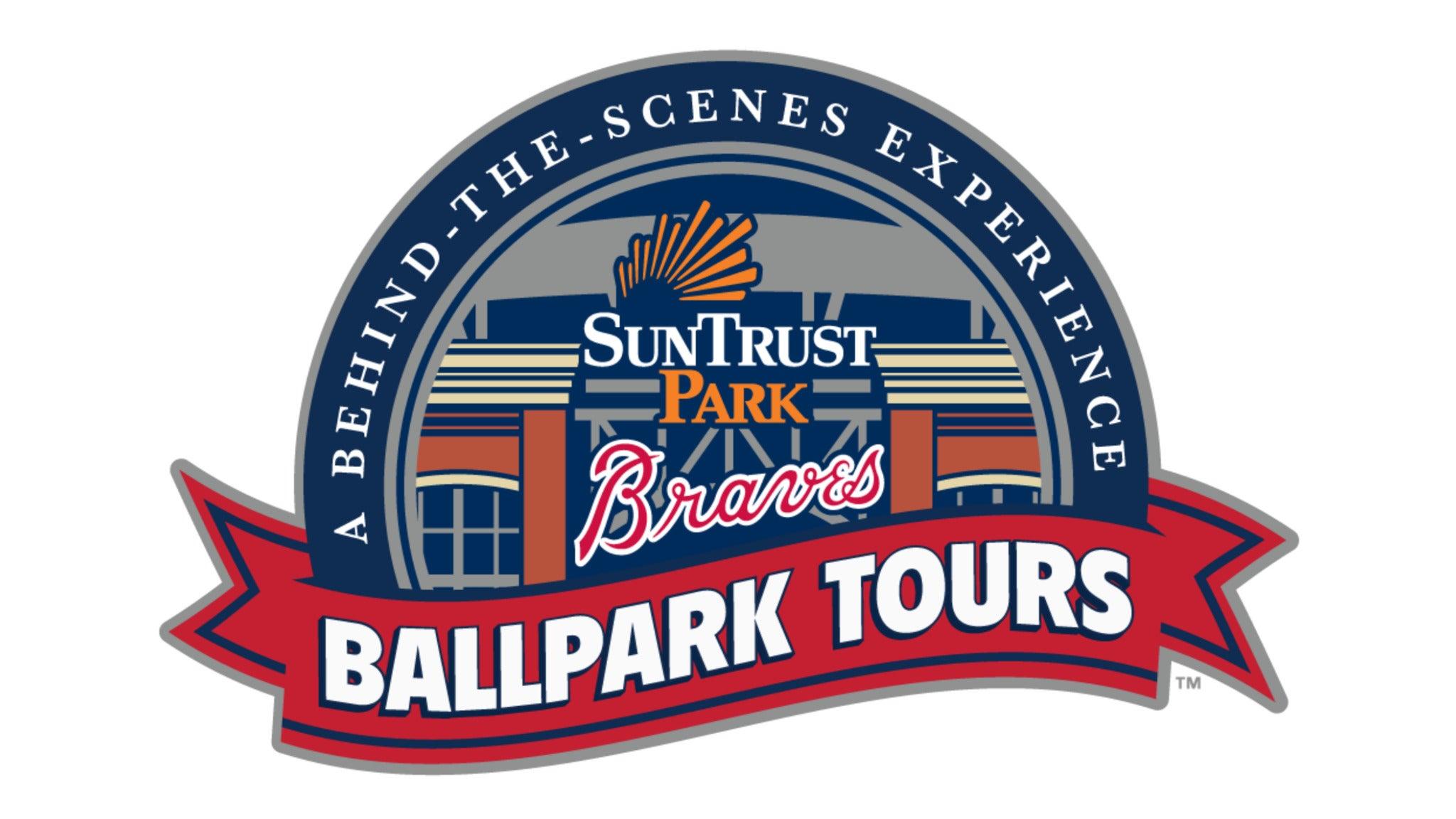 Tours: SunTrust Park