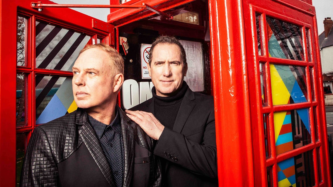 OMD Souvenir OMD 40 Years - GREATEST HITS