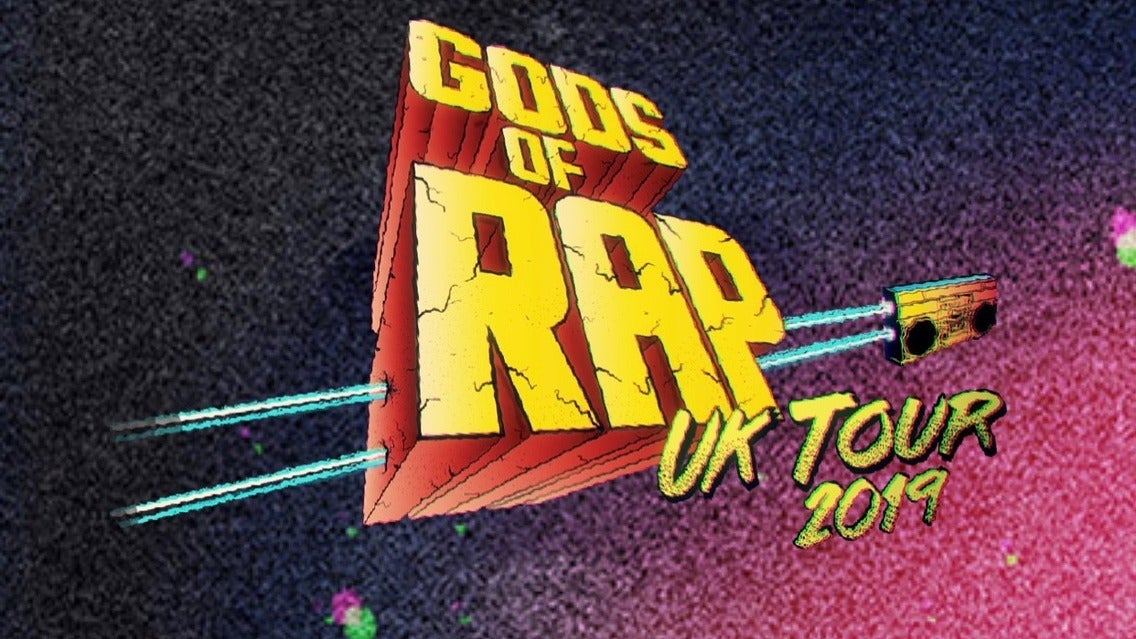 Gods Of Rap Feat: Wu-Tang Clan, Public Enemy, De La Soul, DJ Premier Seating Plan SSE Arena Wembley