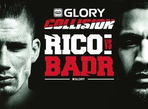 Glory 55 International Kickboxing