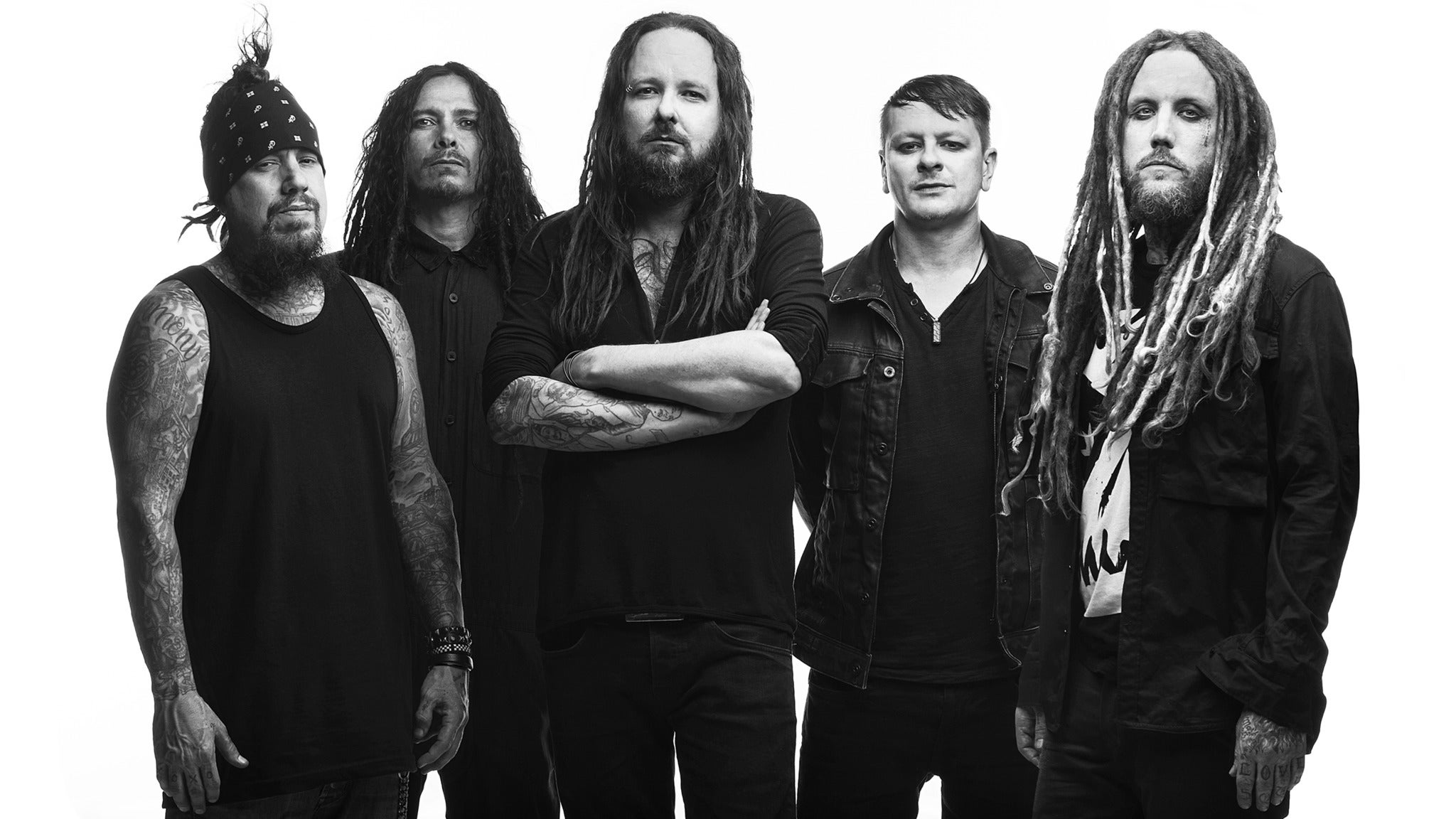Rock 100.5 presents KoRn & Alice In Chains