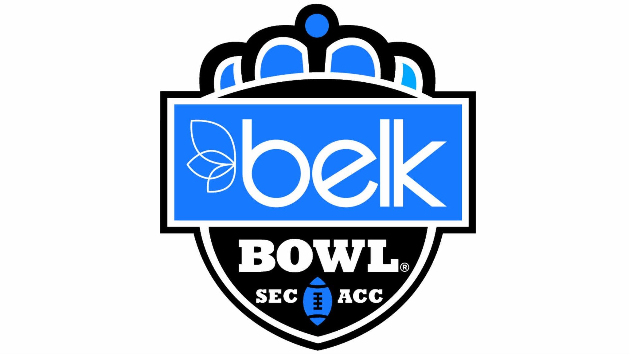 Belk Bowl at Bank of America Stadium