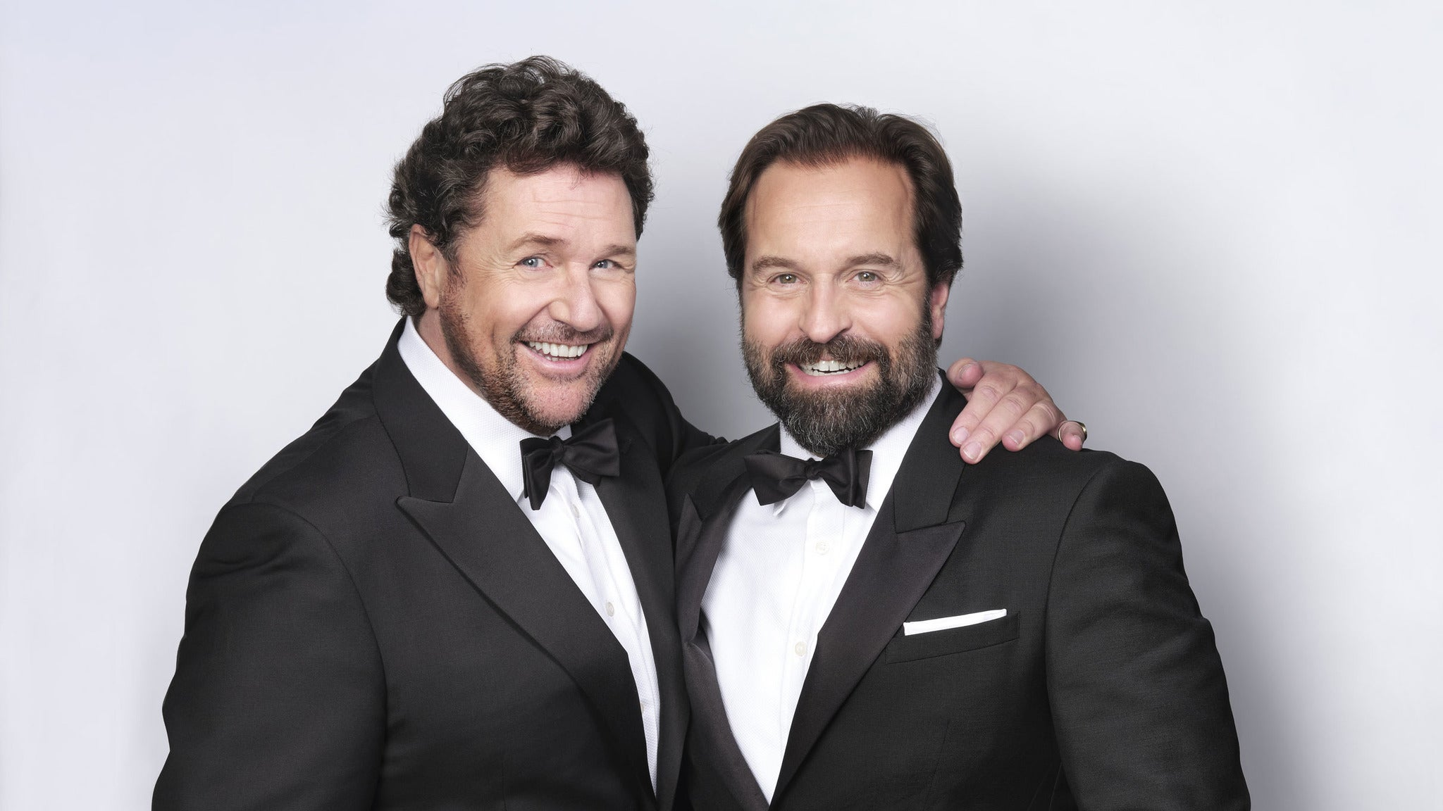 Michael Ball & Alfie Boe - Together At Christmas tickets (Copyright © Ticketmaster)