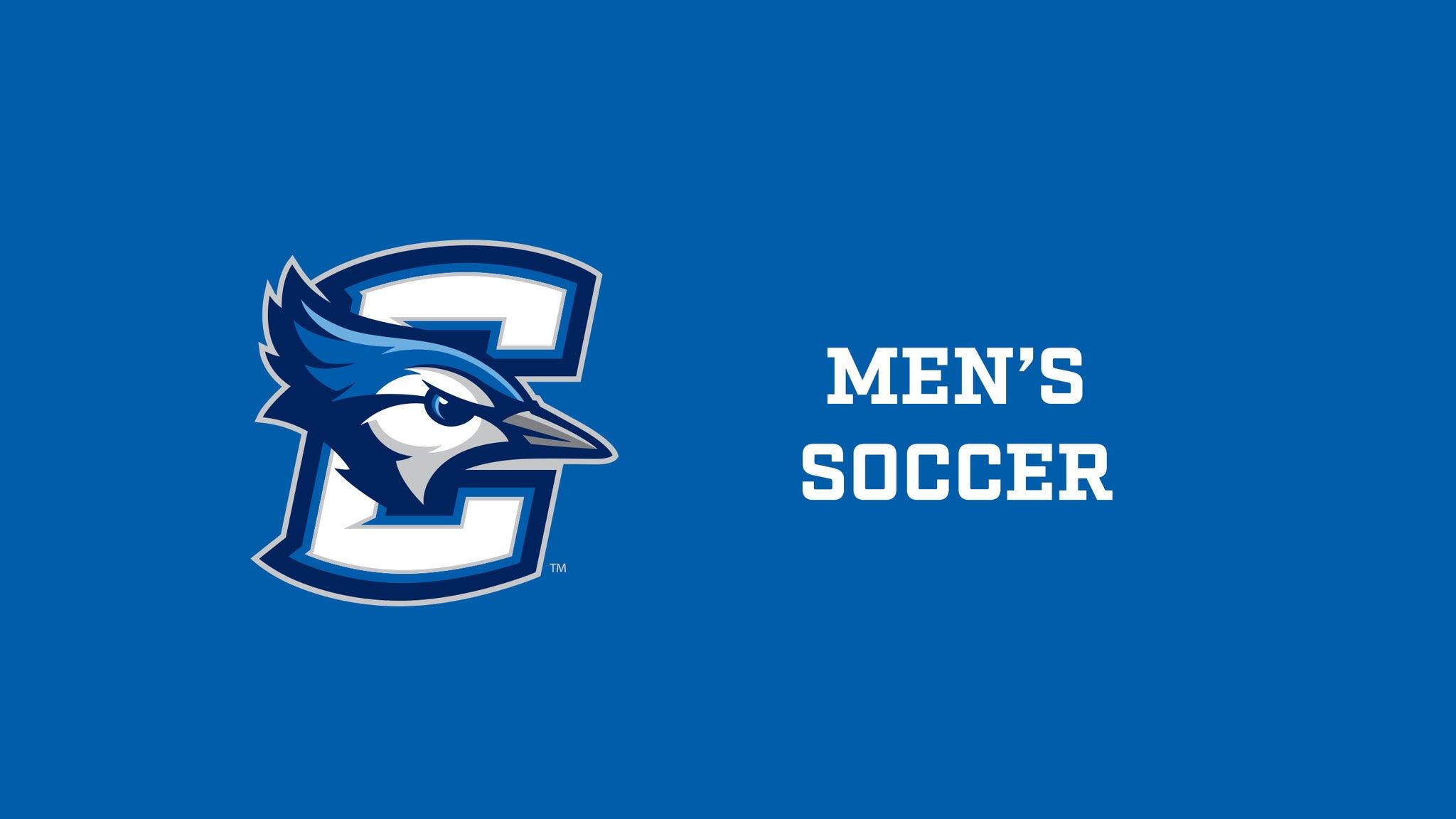 Creighton Bluejays Mens Soccer vs. Depaul Blue Demons Men's Soccer