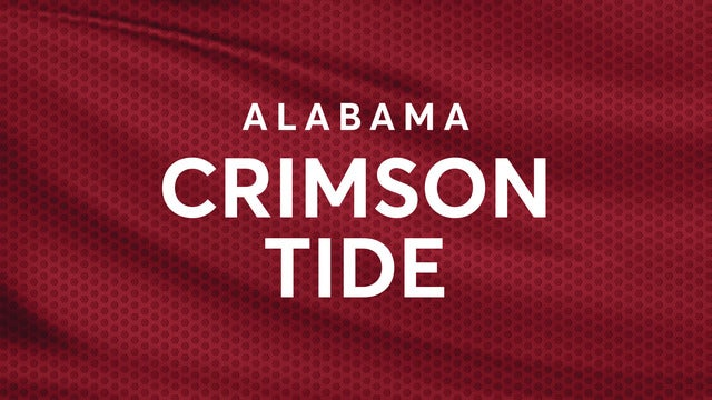 Alabama Crimson Tide live