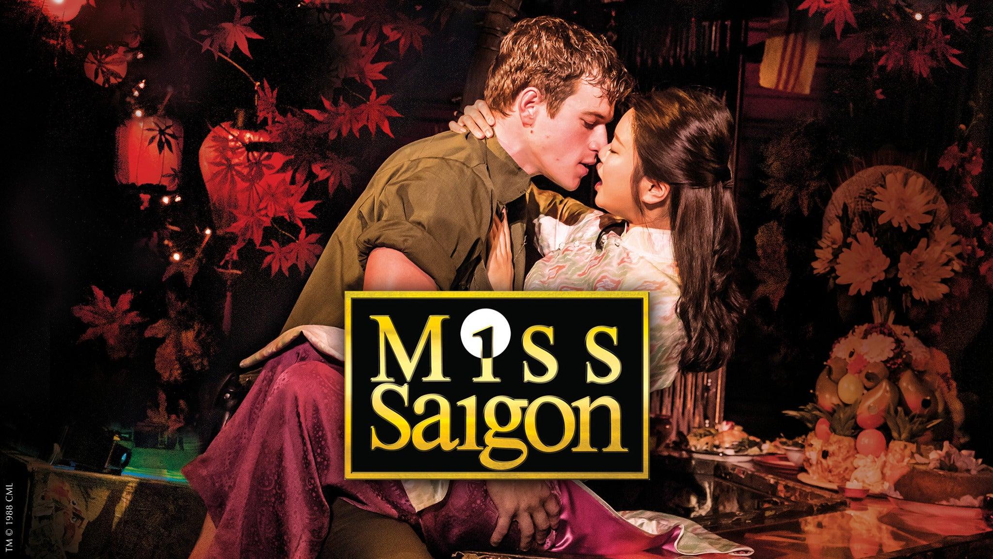 Miss Saigon at Tennessee Theatre