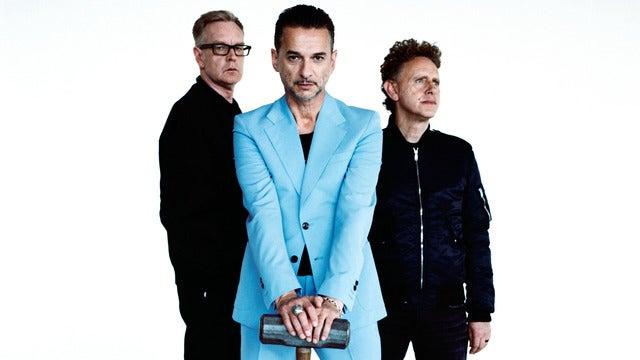 Depeche Mode: Global Spirit Tour with special guest Warpaint