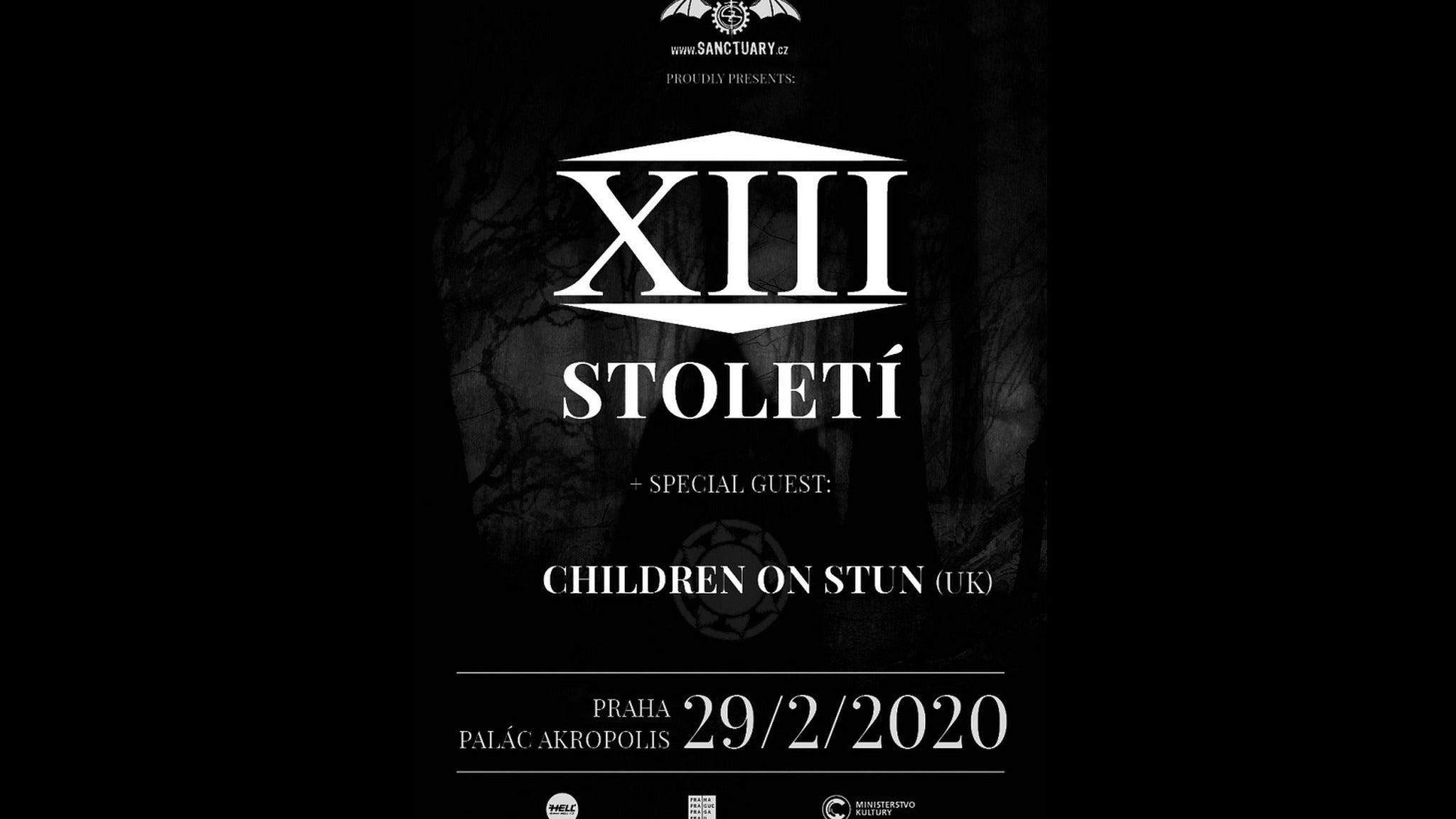 XIII. STOLETÍ, Children on stun