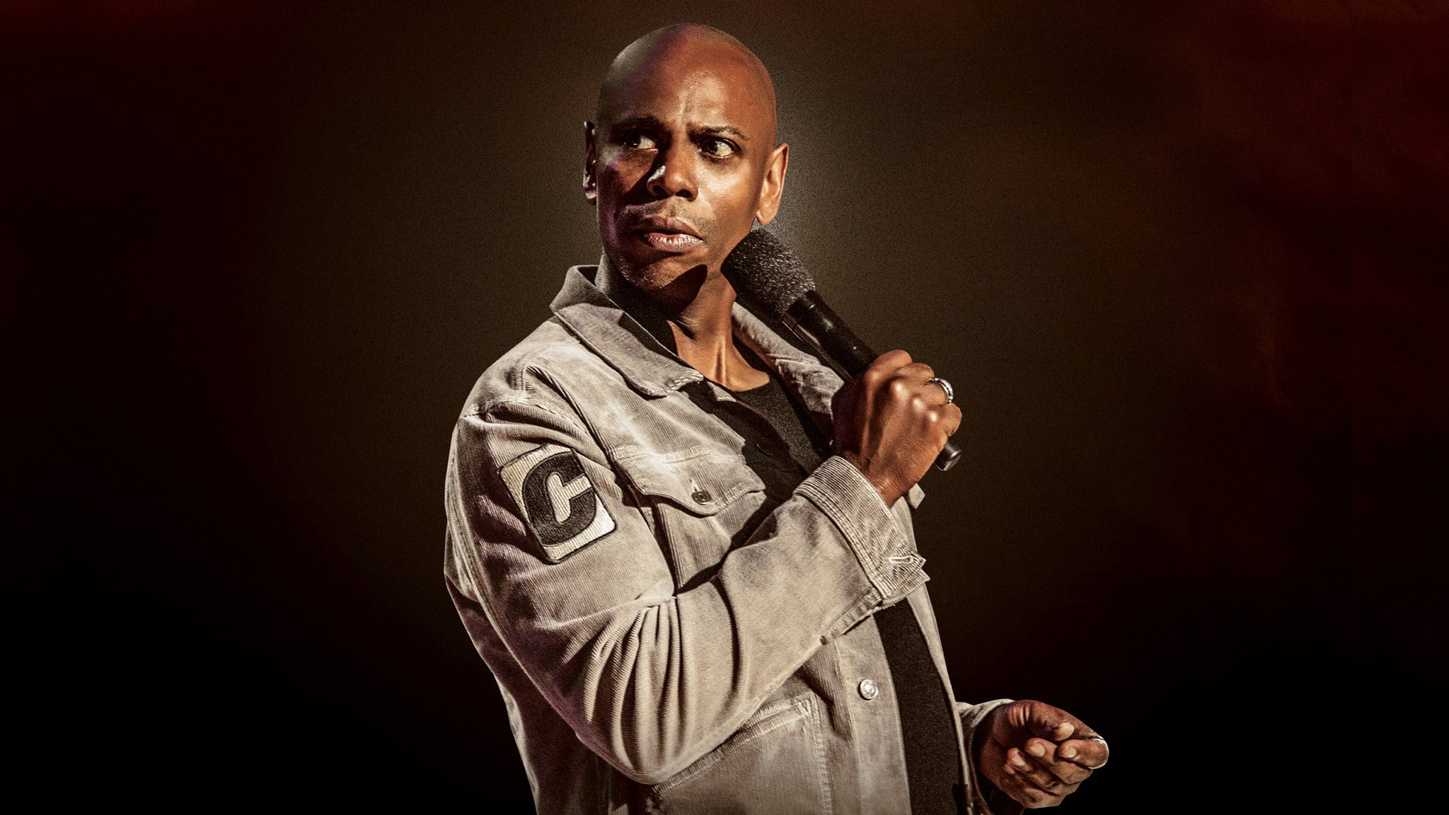 Dave Chappelle Event Title Pic