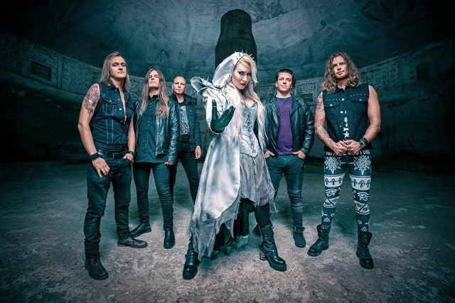 Battle Beast No More Hollywood Endings Tour tickets (Copyright © Ticketmaster)