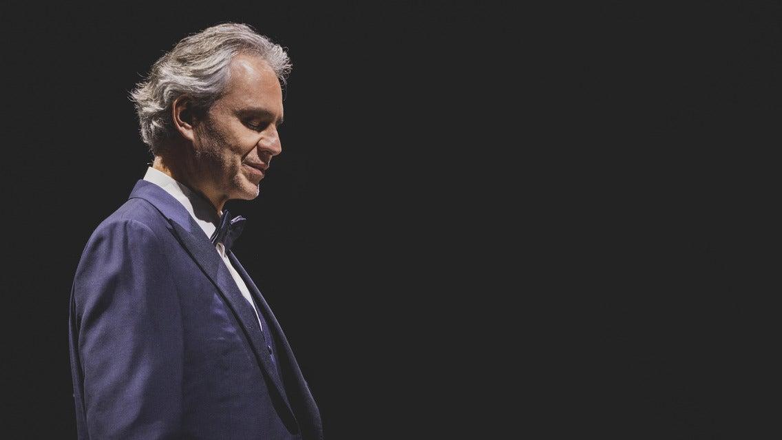 Andrea Bocelli Rome