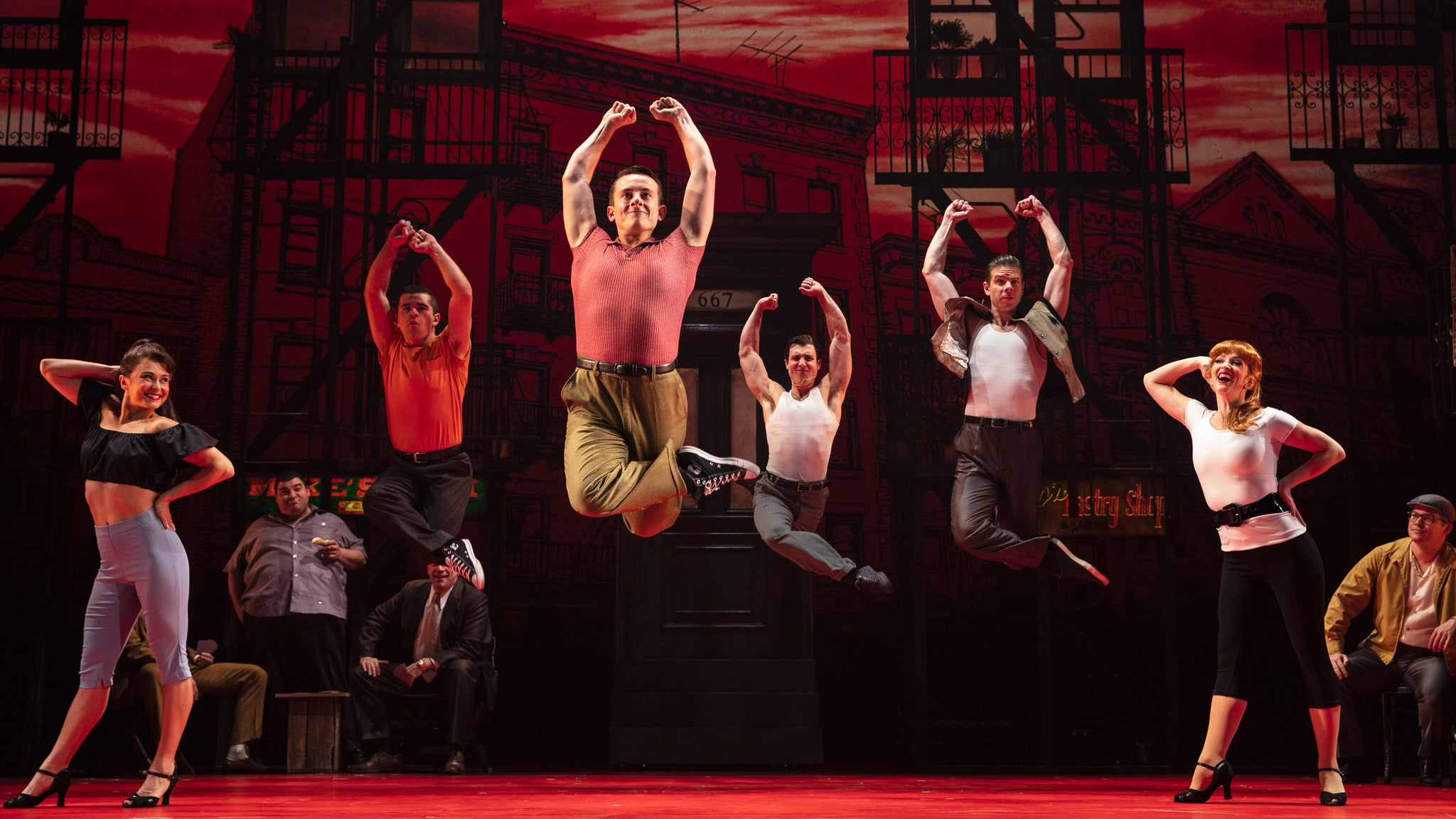 A Bronx Tale: The Musical (Chicago)