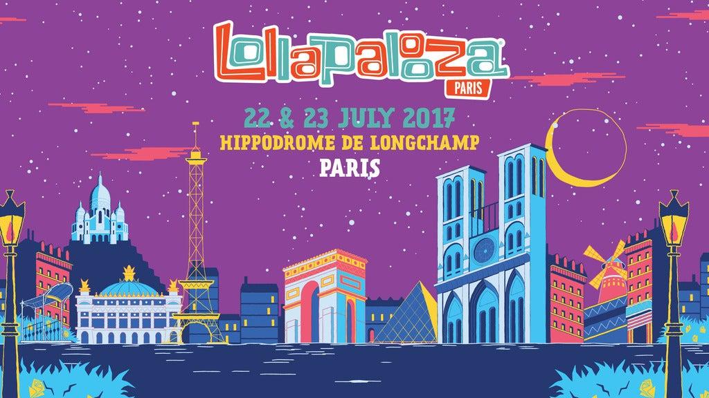 Hotels near Lollapalooza Events