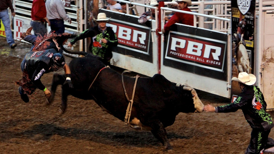 PBR: Professional Bull Riders at Rapides Coliseum