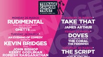 Teenage Cancer Trust: Take That Seating Plans