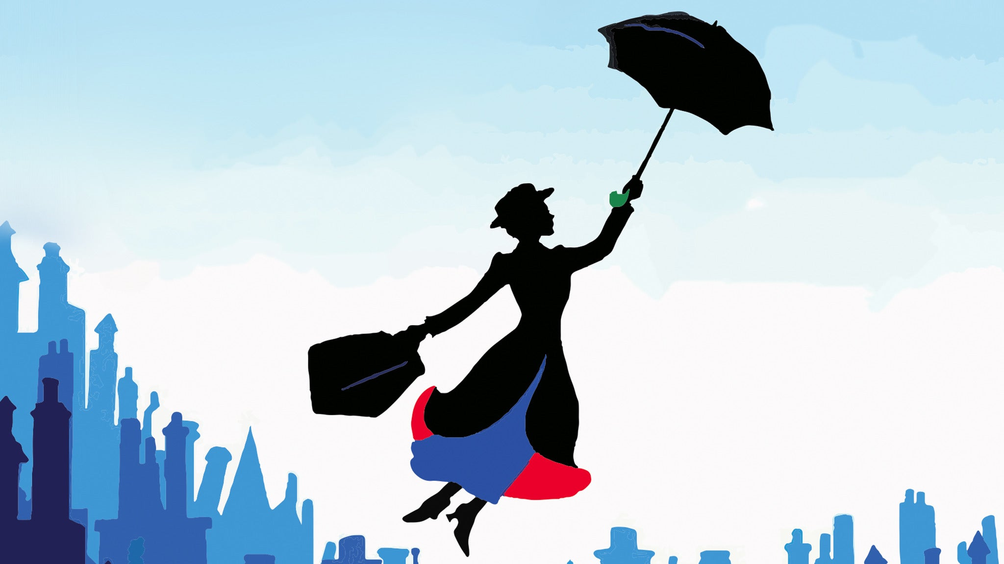Mary Poppins at California Performing Arts Theatre