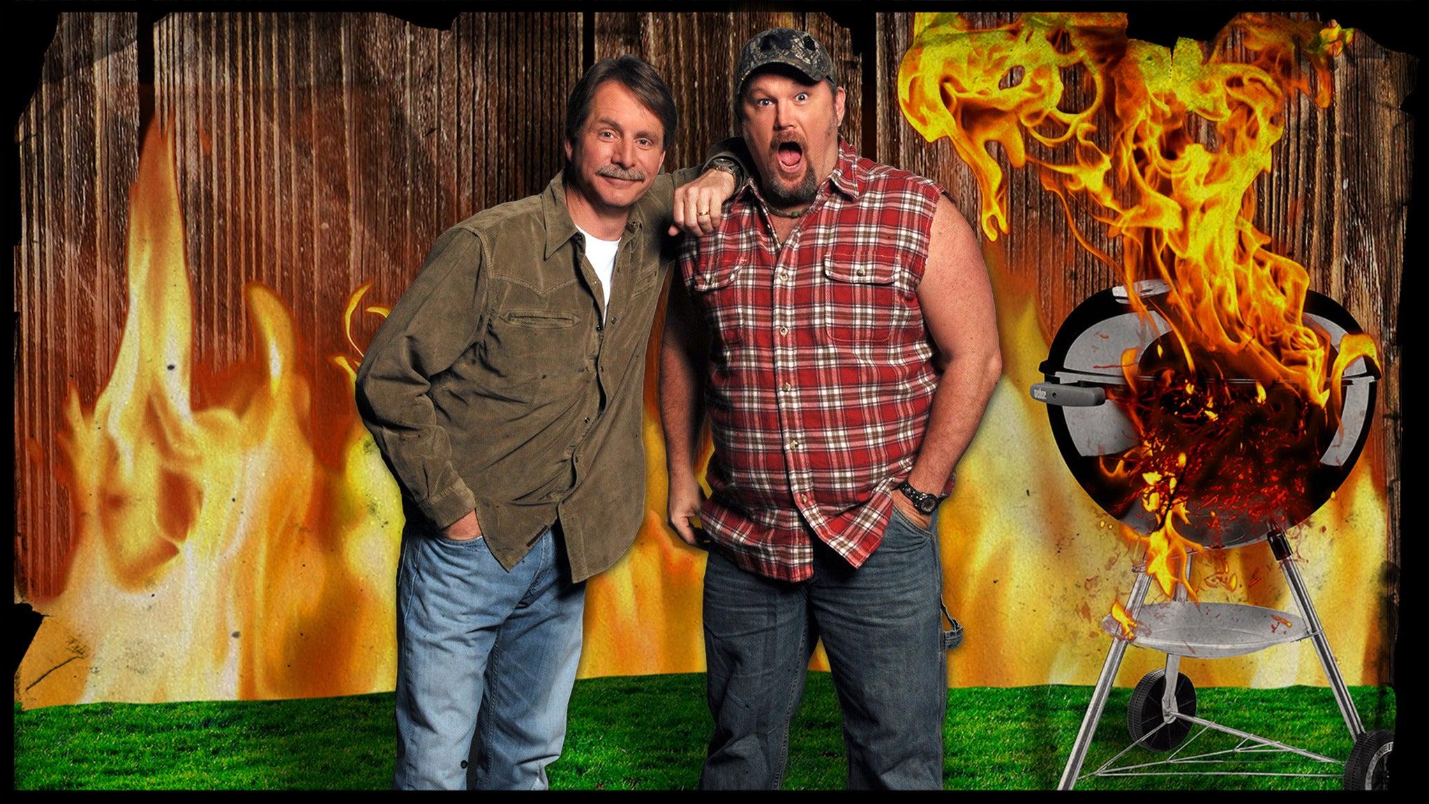 Jeff & Larry's Backyard BBQ at Klipsch Music Center