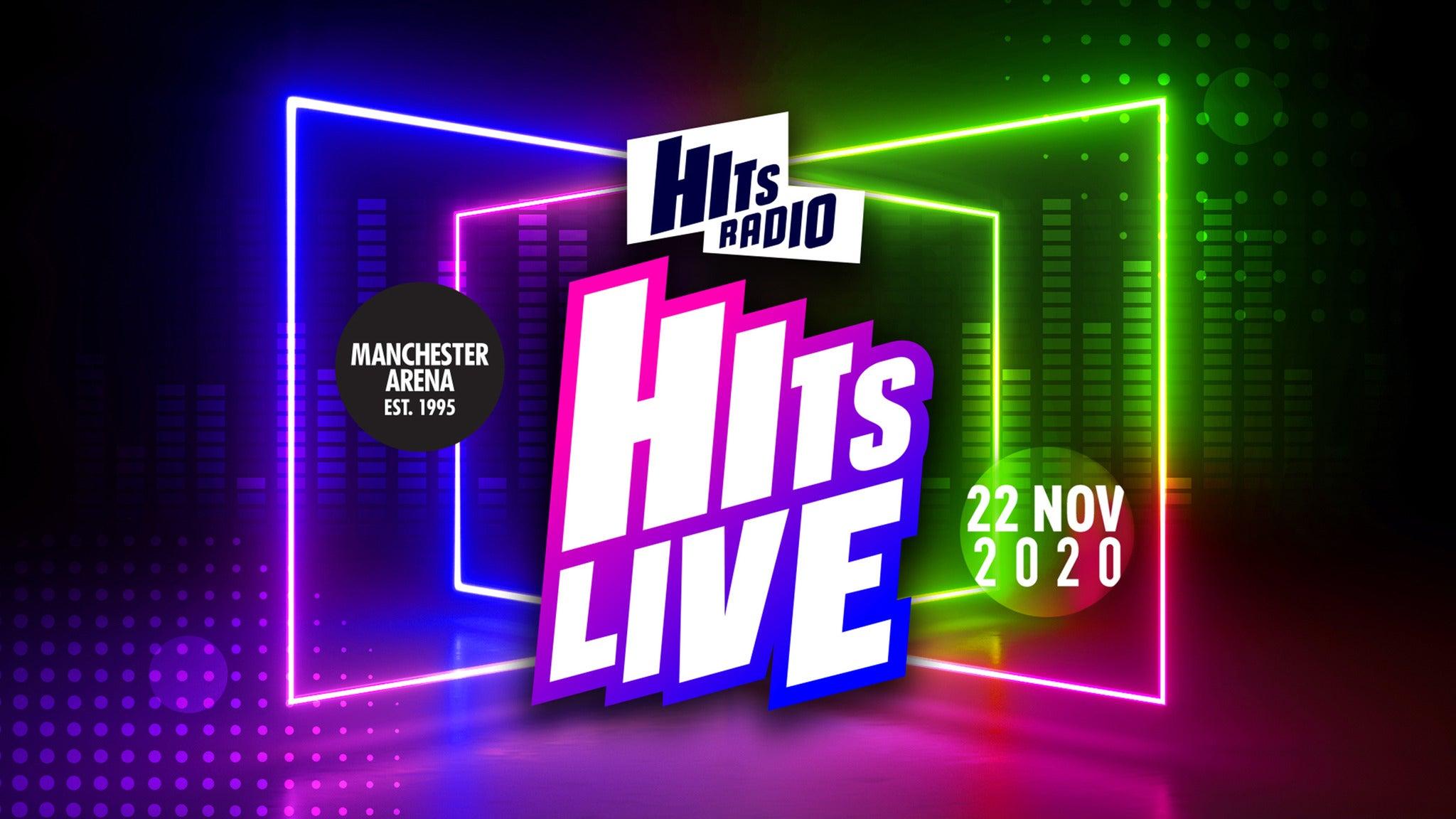 Hits Radio Live tickets (Copyright © Ticketmaster)