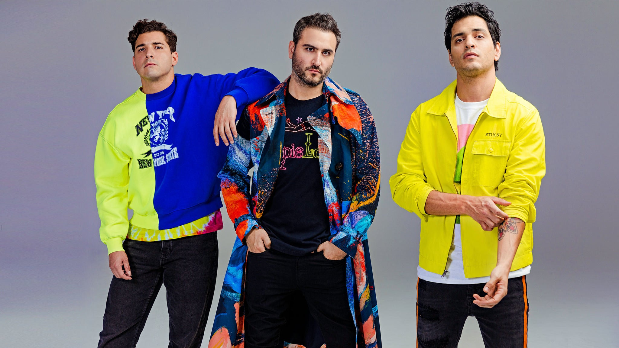 Reik at Sames Auto Arena