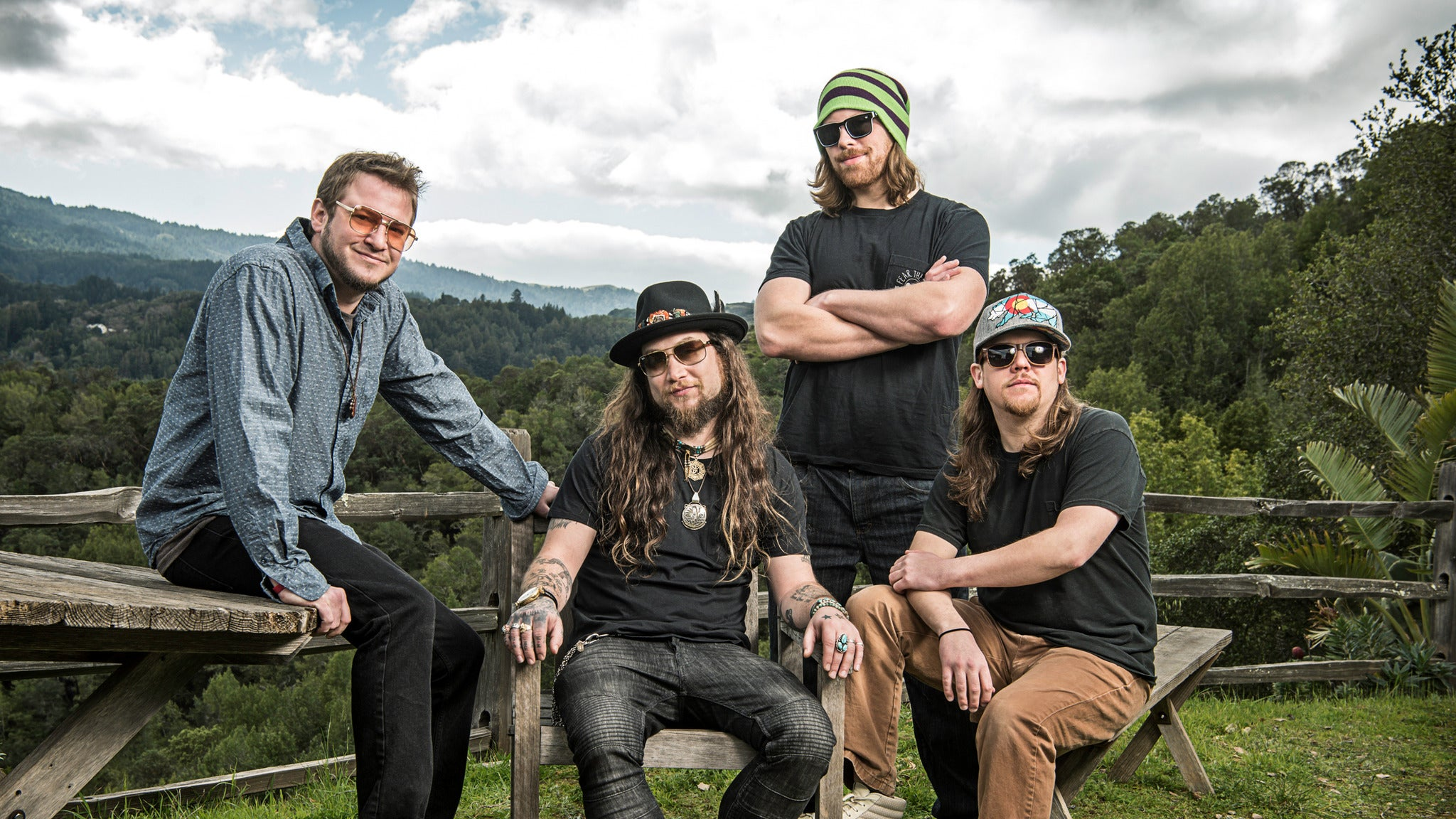 Twiddle at Fairfield Theatre Company