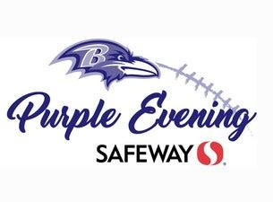 A Purple Evening