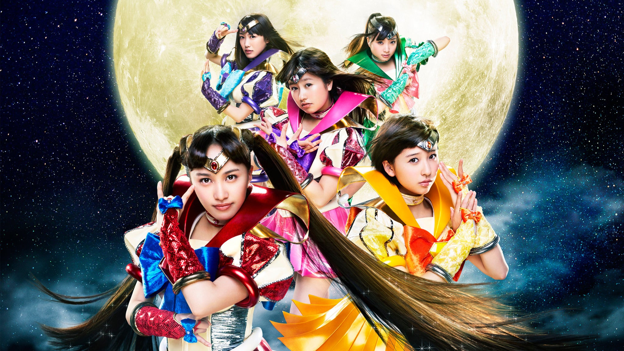 Momoiro Clover Z at The Wiltern - Los Angeles, CA 90010