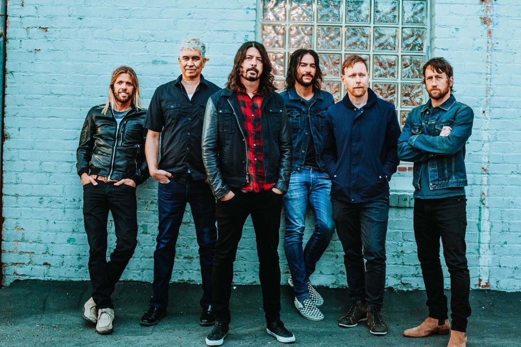 Foo Fighters | Billings, MT | Metrapark Arena | December 9, 2017