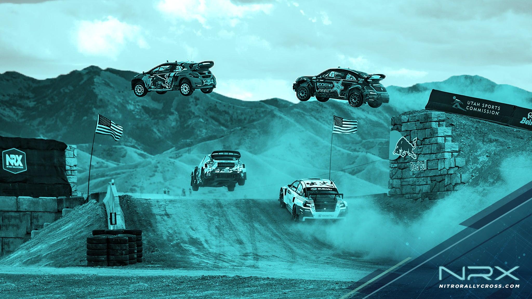 Nitro Rallycross: Wild Horse Pass Motorsports Park