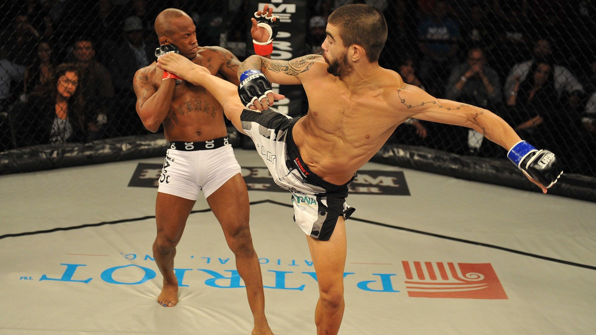 Fight Time PRO MMA at War Memorial Auditorium