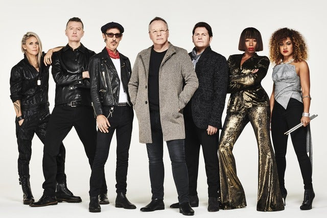 Simple Minds - 40 Years Of Hits Tour 2021