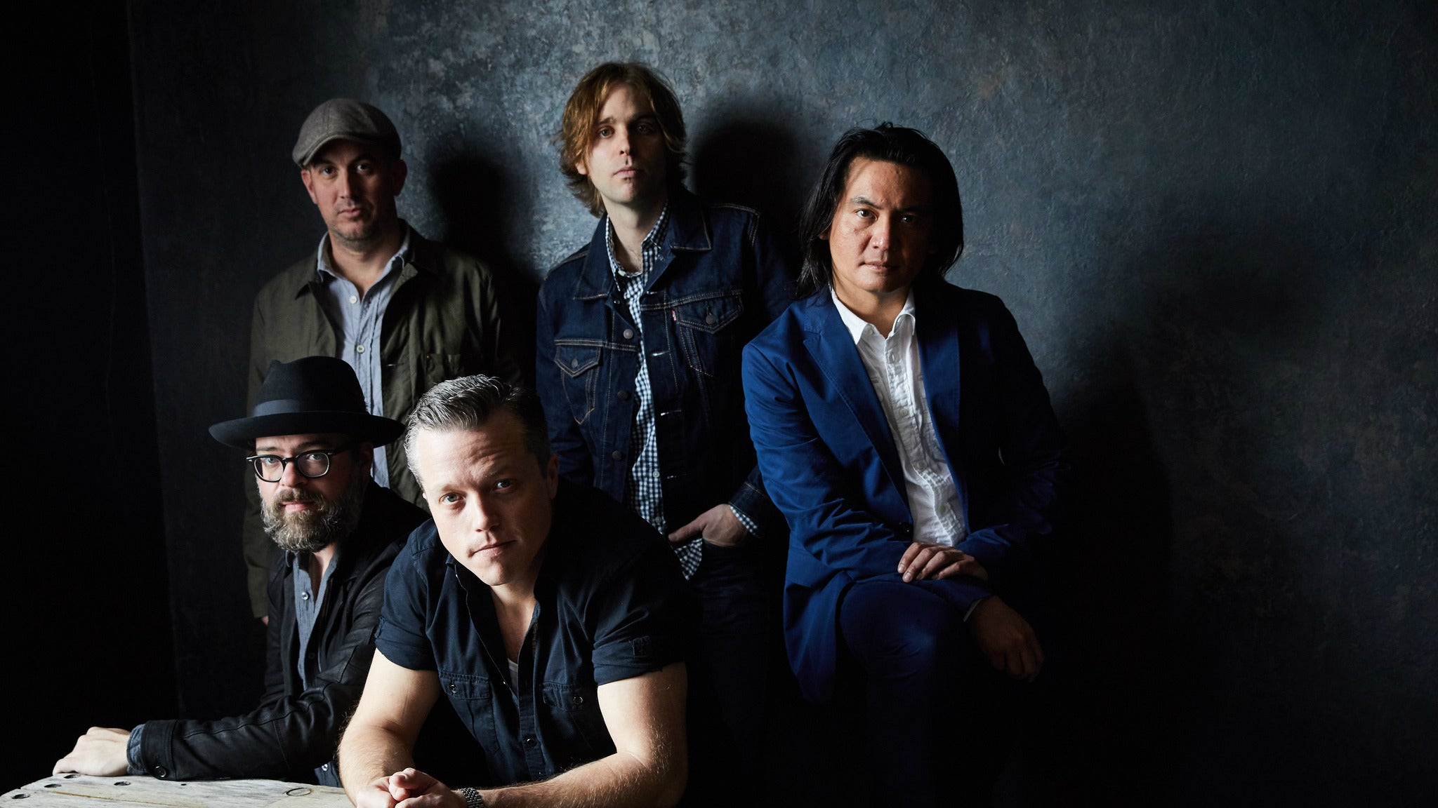 Jason Isbell & the 400 Unit at Greek Theatre-U.C. Berkeley