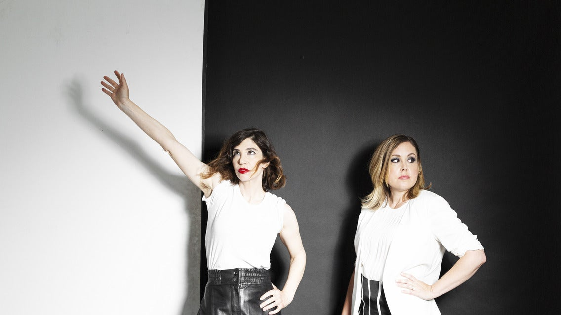 Sleater-Kinney The Center Won t Hold Tour Seating Plans