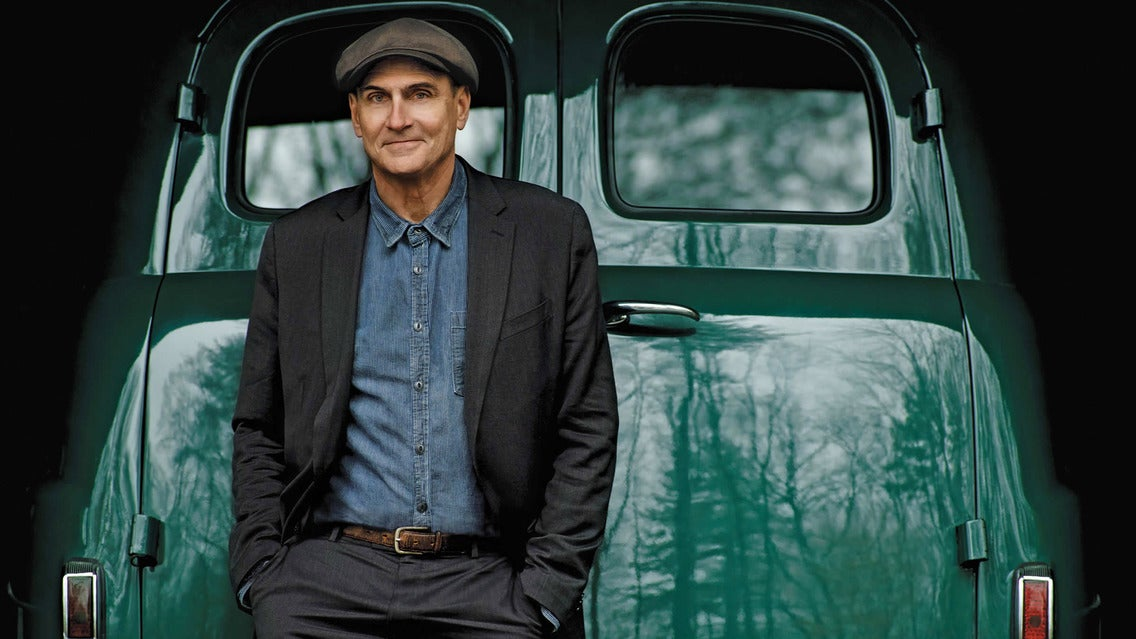 James Taylor & His All Star Band - With Jackson Browne