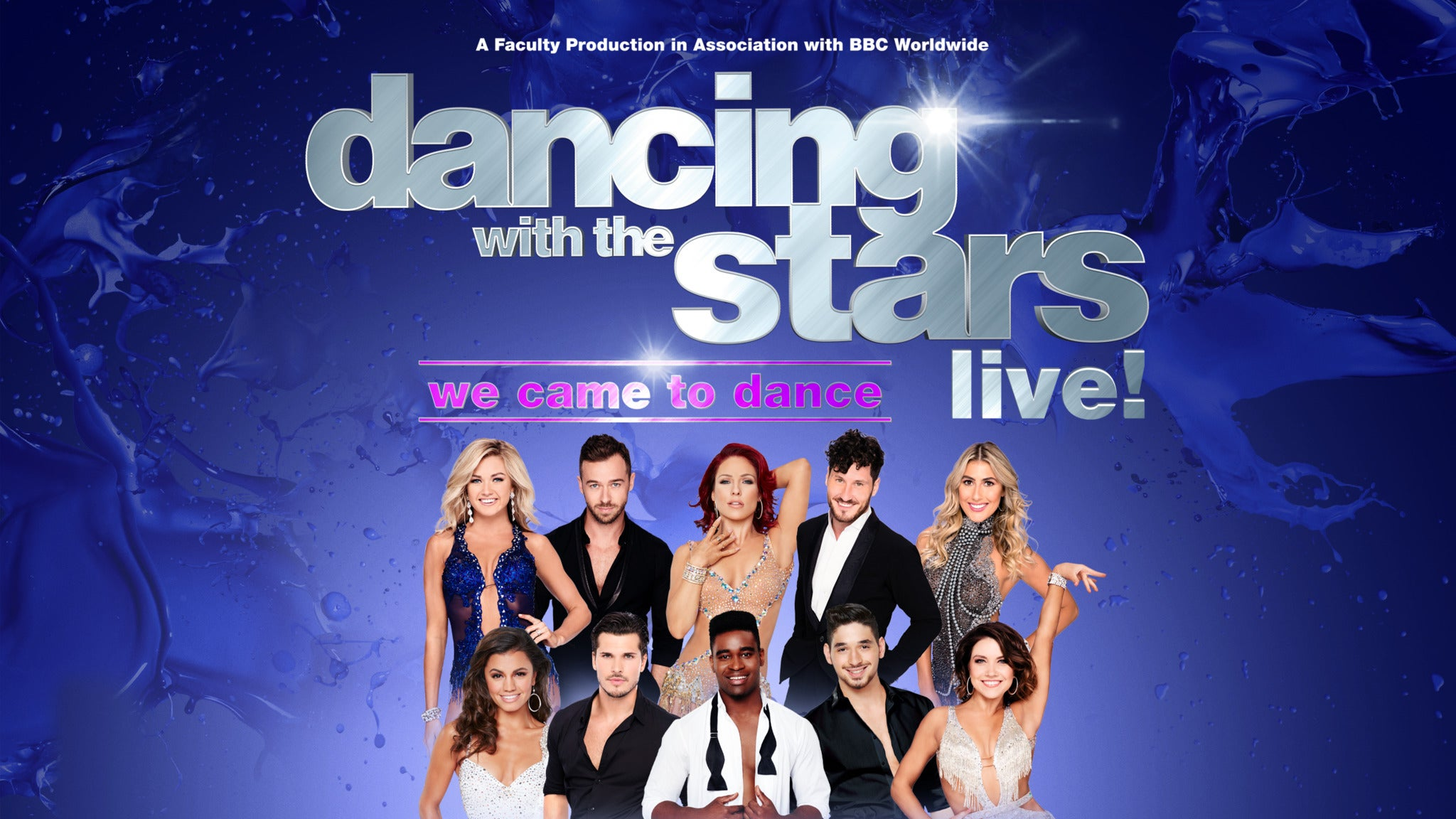 Dancing With The Stars Live at BJCC Concert Hall - Birmingham, AL 35203