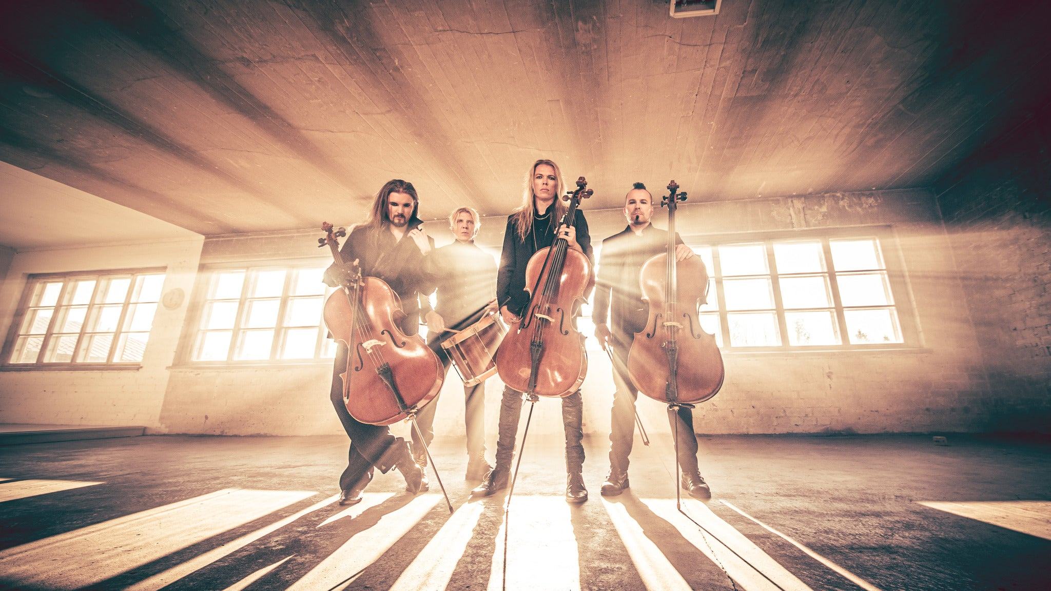 Apocalyptica NEW DATE at The Van Buren