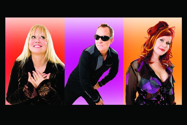 The B-52s - Farewell European Tour Seating Plan Manchester Apollo
