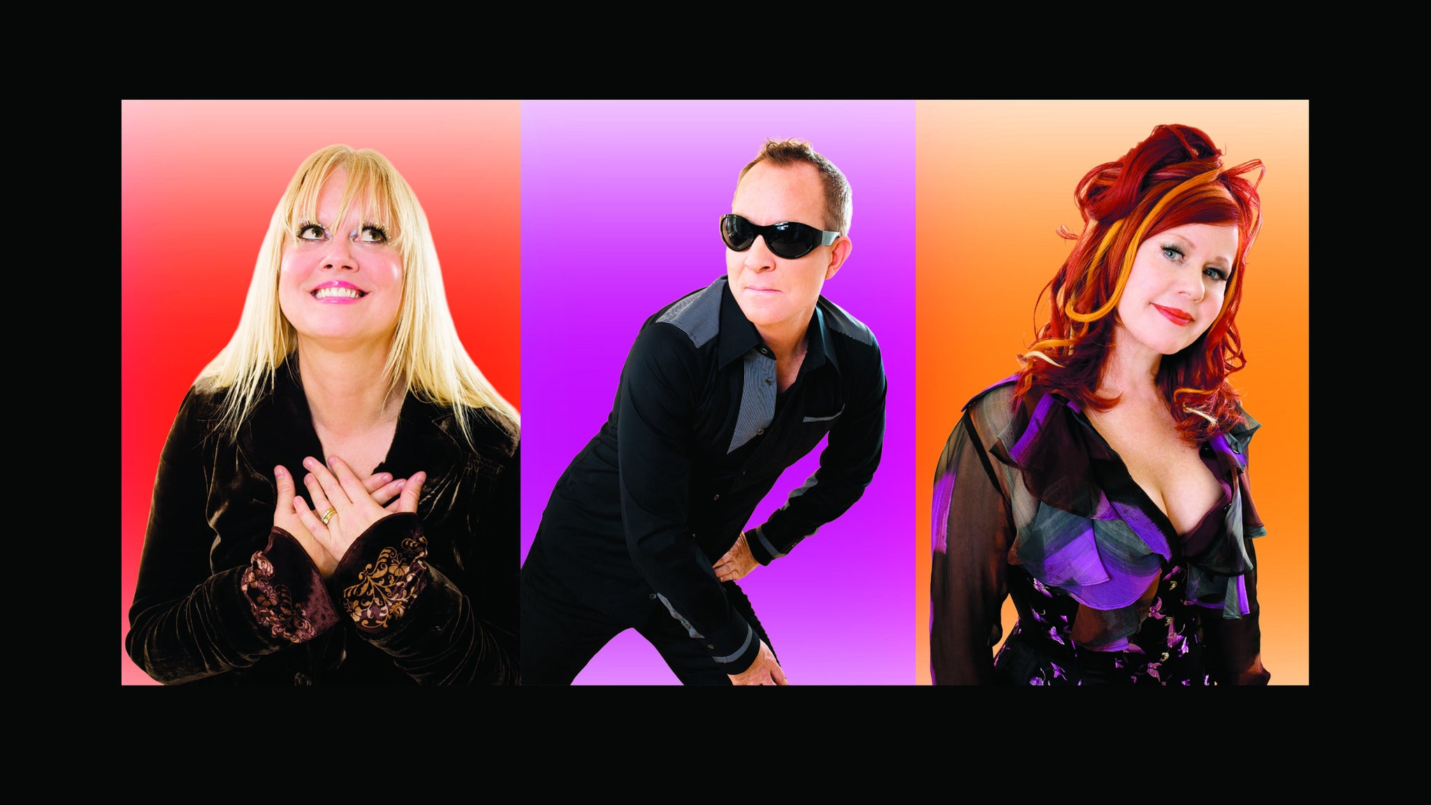 B-52s at KettleHouse Amphitheater