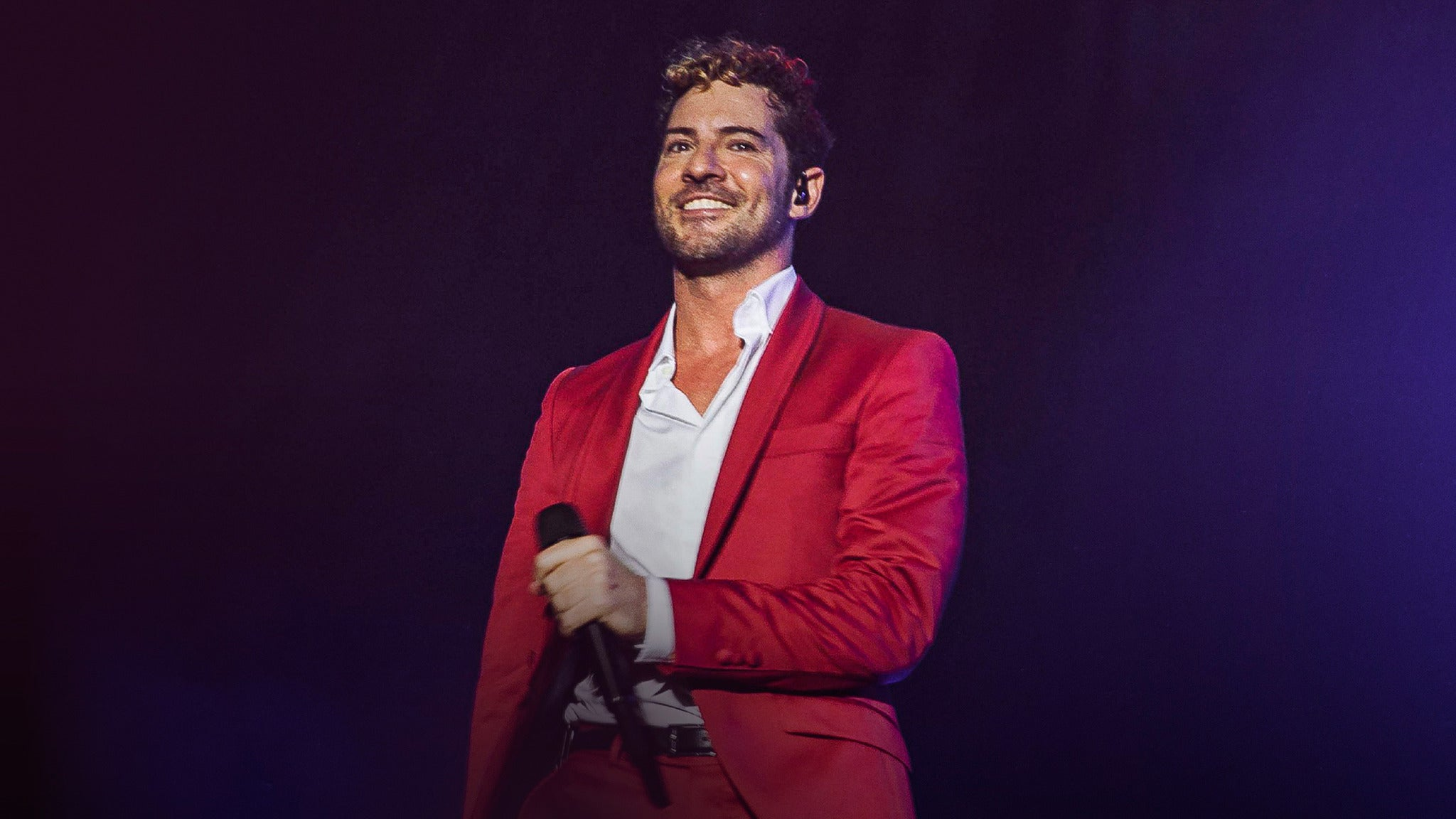 David Bisbal at San Jose Civic