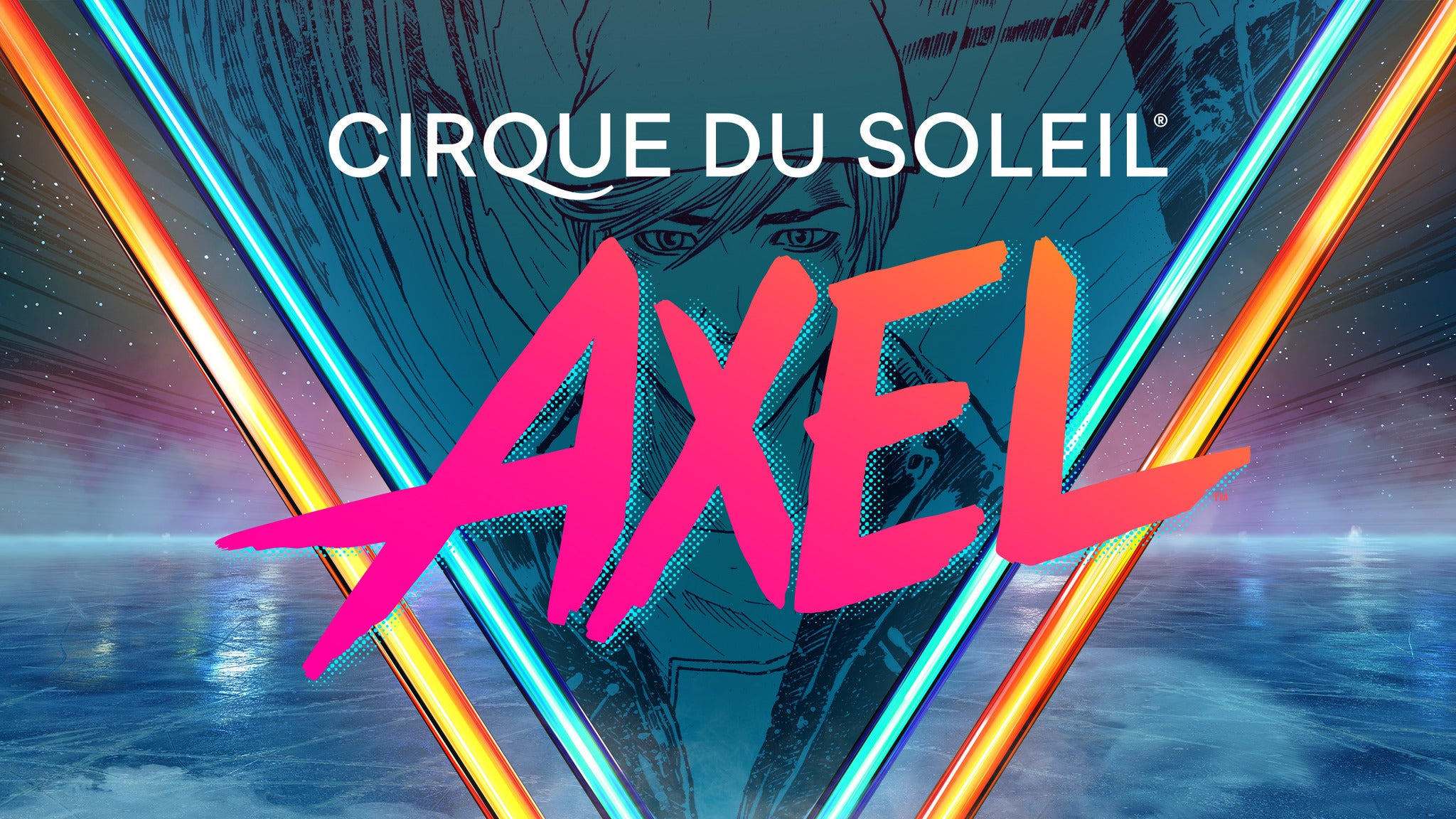 Cirque du Soleil: AXEL at Pensacola Bay Center