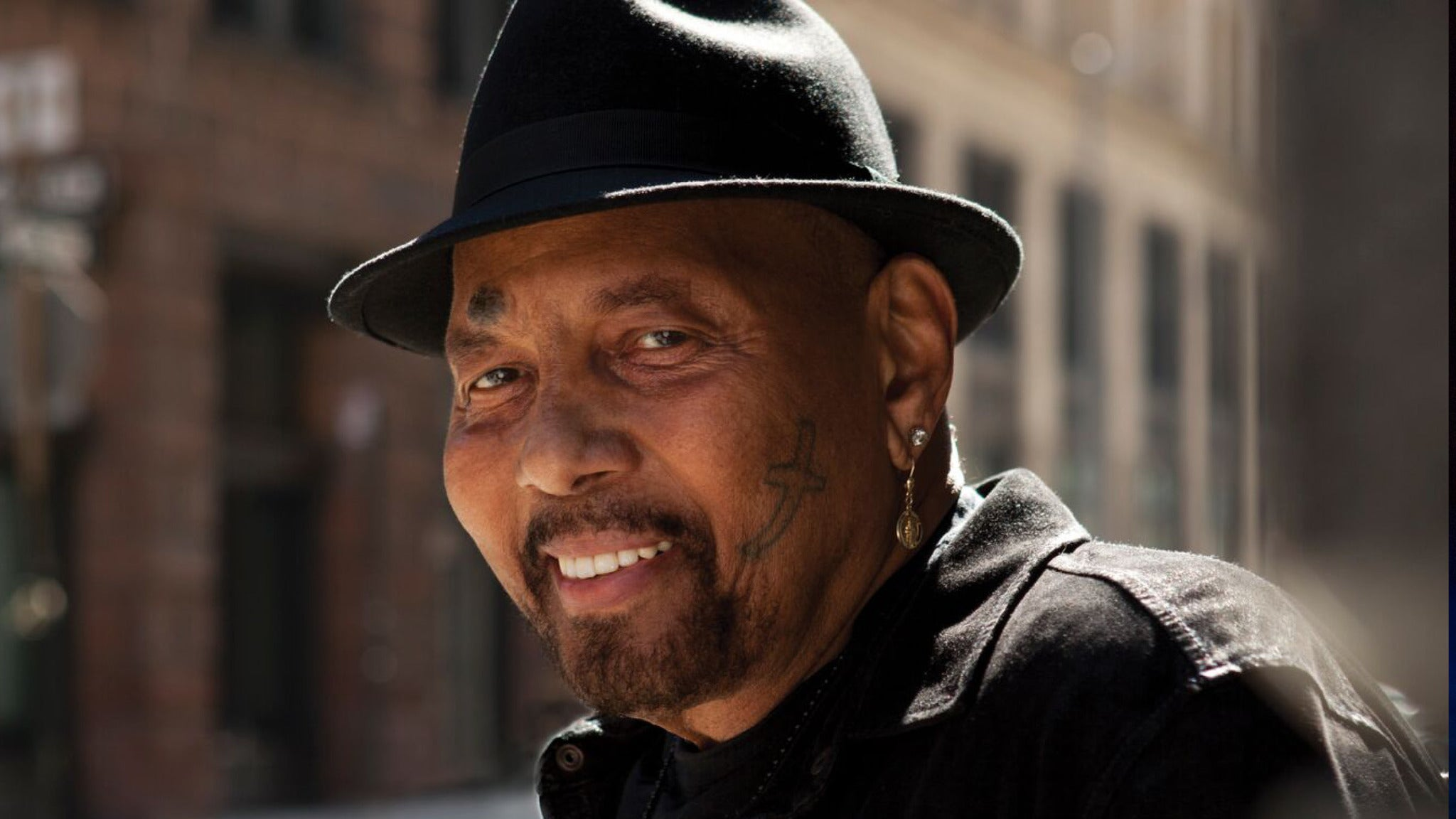 Aaron Neville Duo at Lewis Auditorium