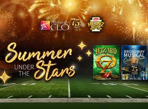Pittsburgh CLO's Summer Under the Stars A Broadway Musical Celebration